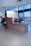 X Board Reception Desk