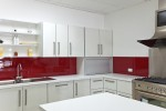 Stylelite White & Red Kitchen